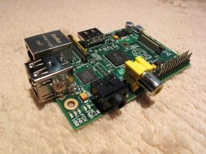 Raspberry Pi 01
