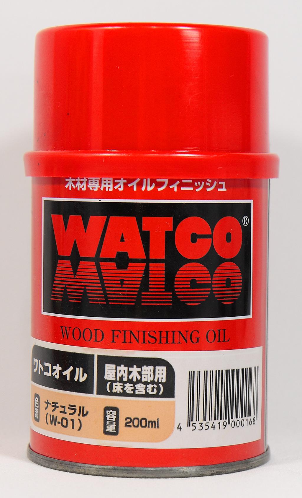 Watco W-01 Natural