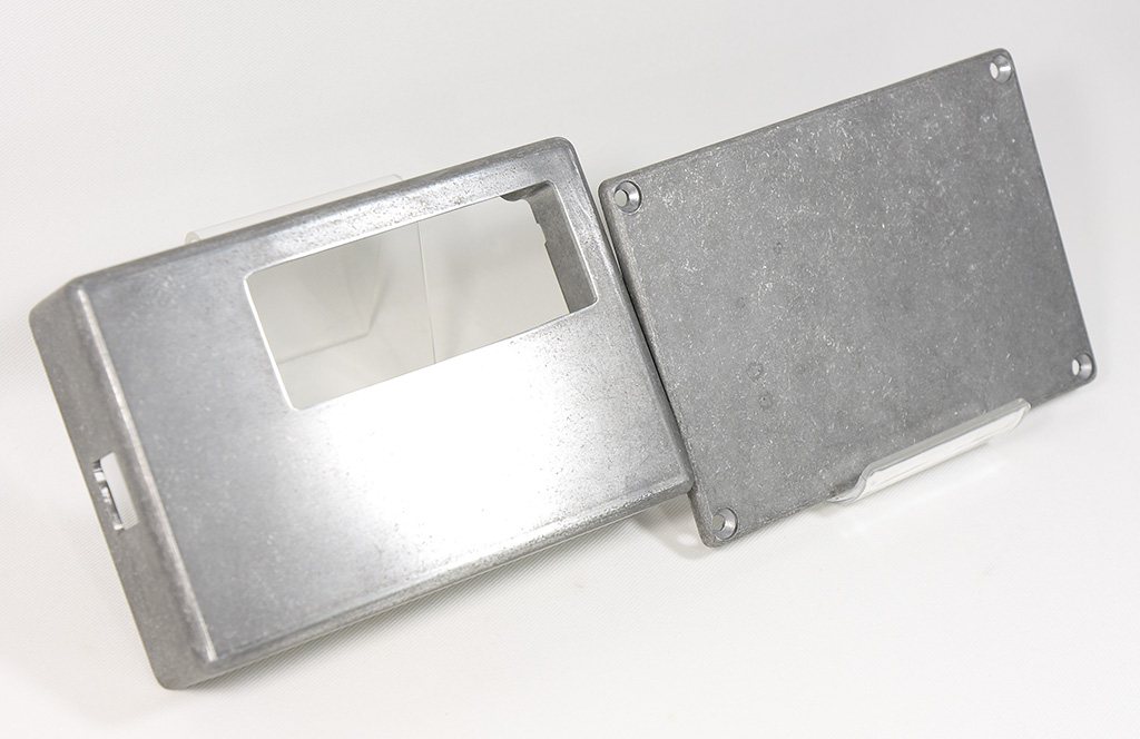 Main Case with 1st Primer Side View
