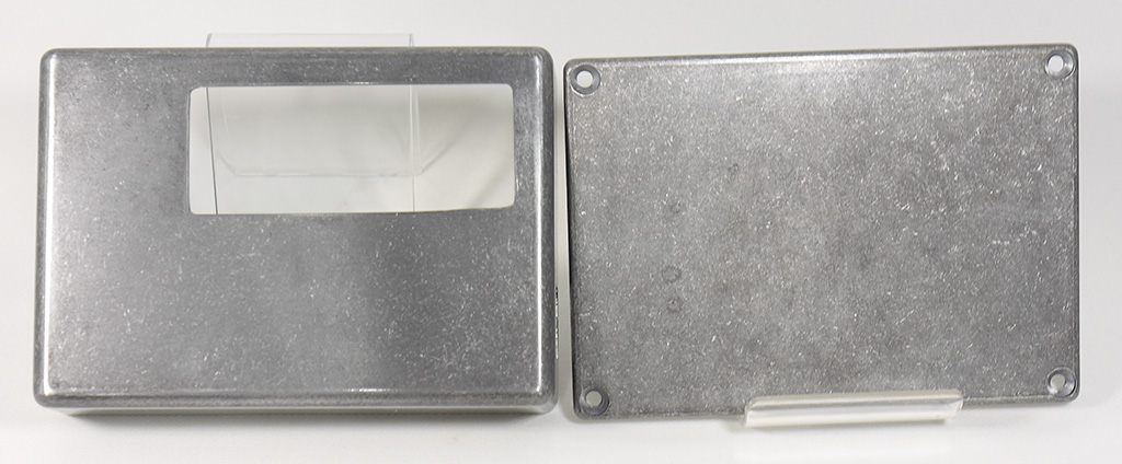Main Case with 2nd Primer Front View