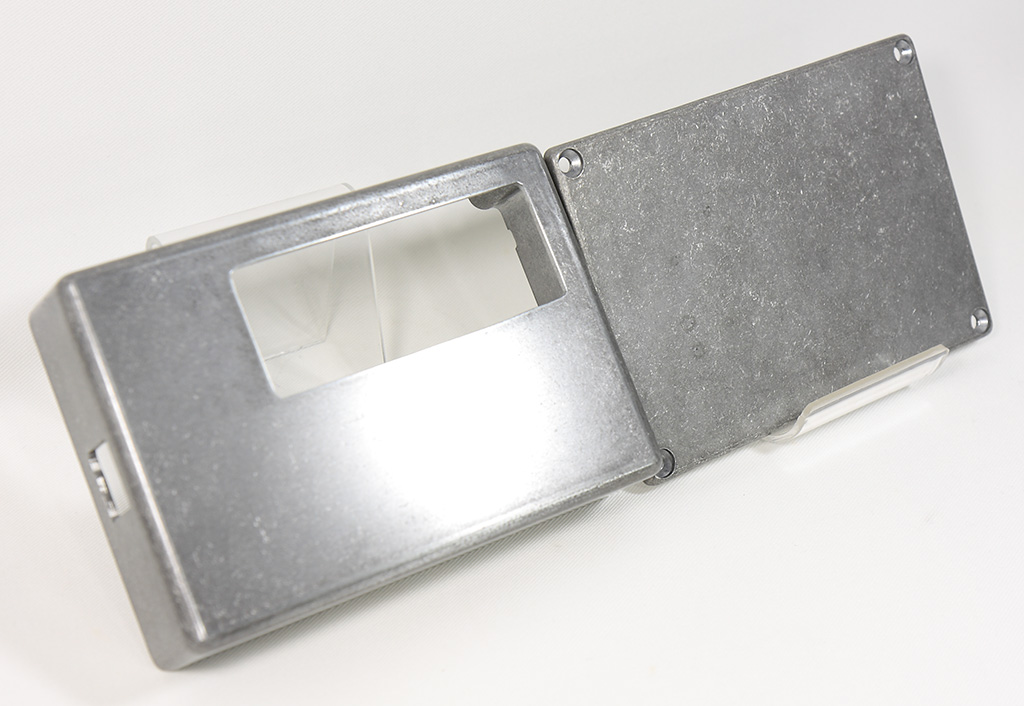 Main Case with 2nd Primer Side View