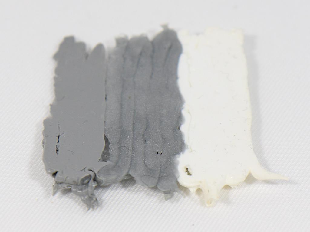 シリコーンシーラントの色